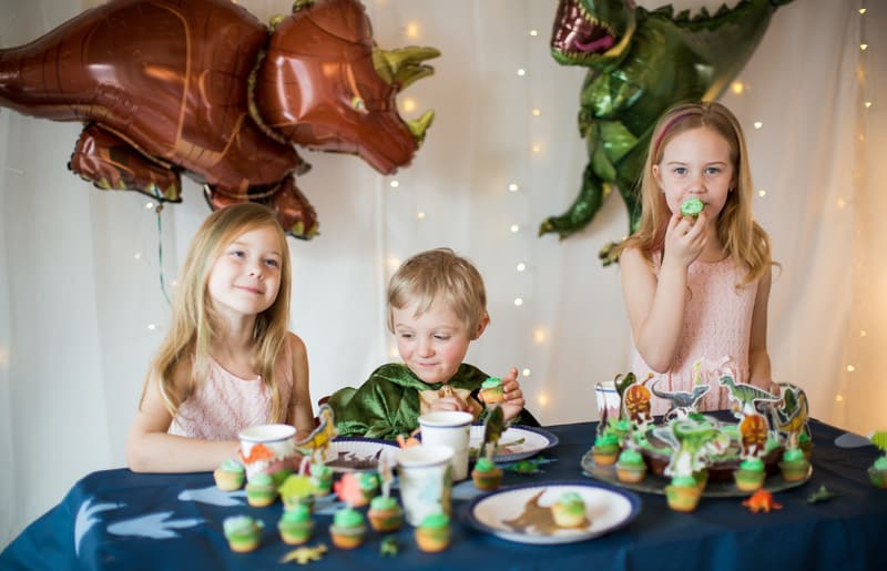 Fun Dinosaur Birthday Party Ideas That Kids Will Love