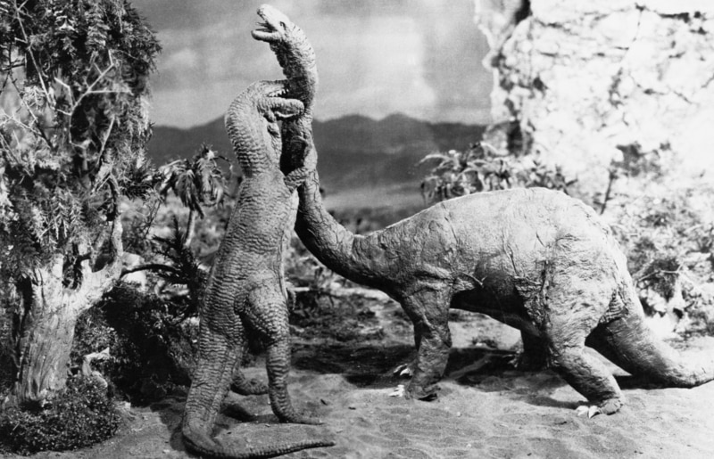 Dinosaurs in Media: How Dinosaurs Have Changed Since 1842